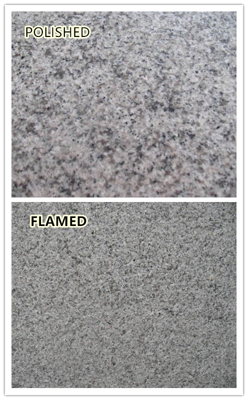 China white solar granite